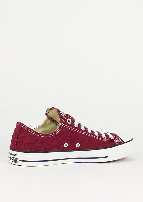 Converse Chuck Tayler All Star Ox maroon