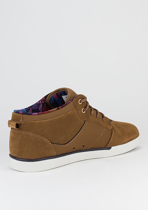 Etnies Schuh Jefferson Mid brown