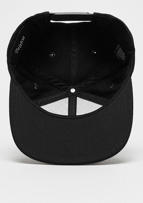 Brixton Snapback-Cap Oath III black
