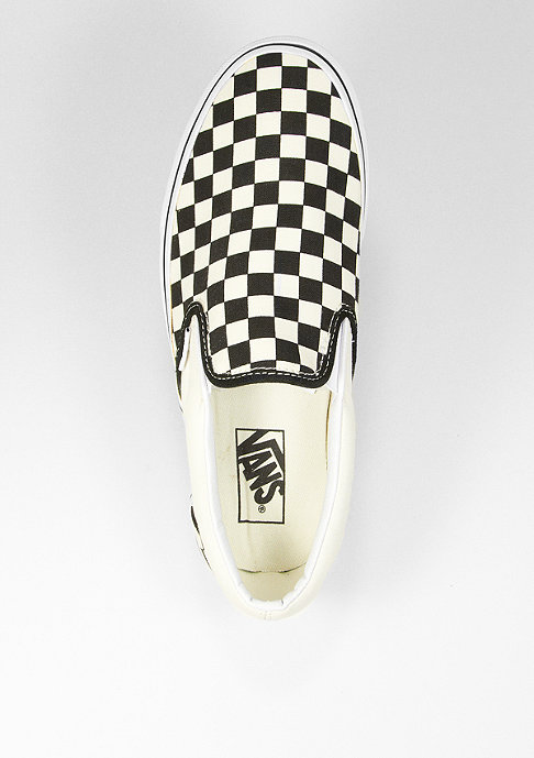 VANS Classic Slip On (Checkerboard) blk/wht checker