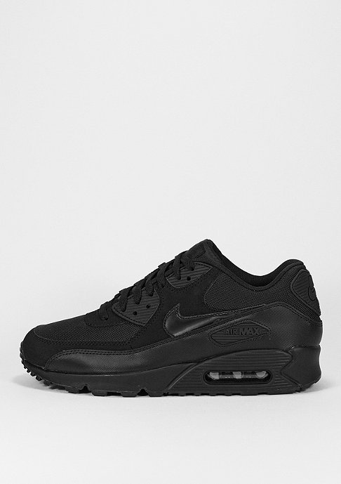 Nike Leather Air Max 90 Essential Sequoia Cargo Khaki white