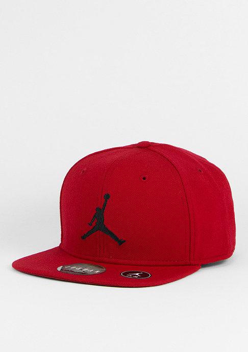 JORDAN Fitted-Cap Jumpman g.red/black