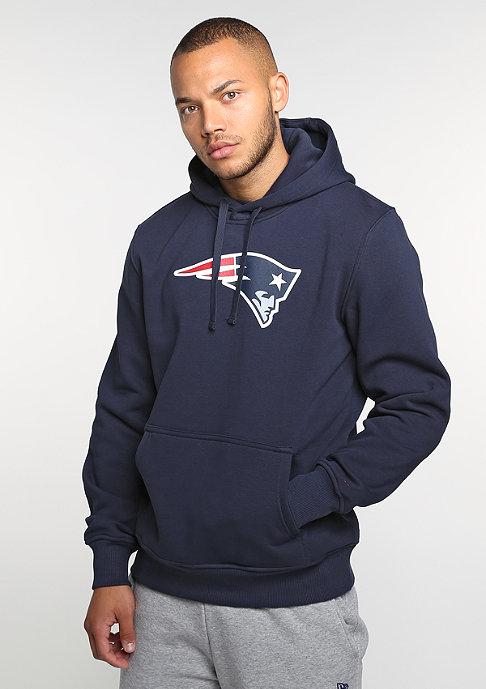 New Era Hooded-Sweatshirt New England Patriots Team Logo navy