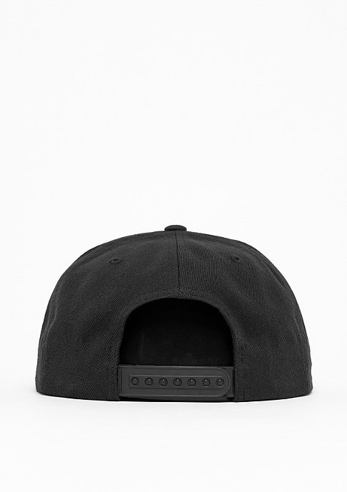 SNIPES Snapback-Cap Big Logo 3D black/white