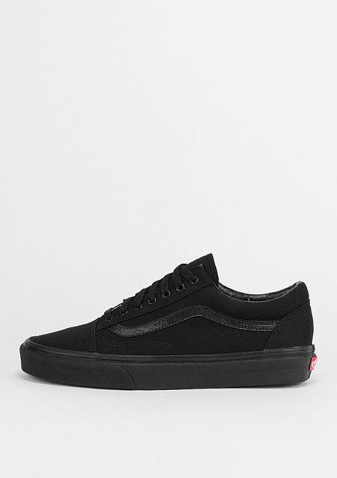 VANS Old Skool black/black canvas