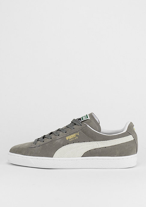 Puma Schuh Suede Classic+ steeple gray/white