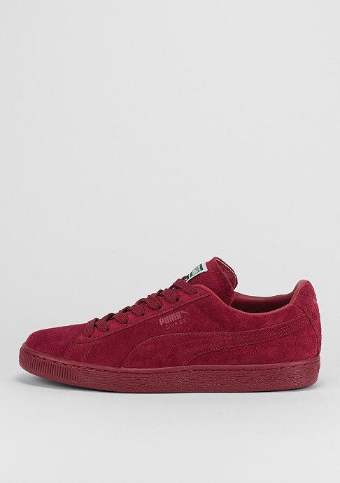 Puma Schuh Suede Classic+ Red Red Red