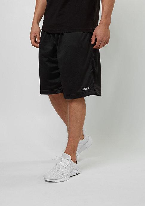 SNIPES Basic Mesh black/white