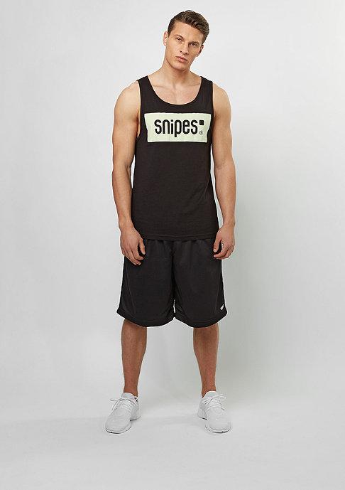 SNIPES Sport-Short Basic Mesh black/white