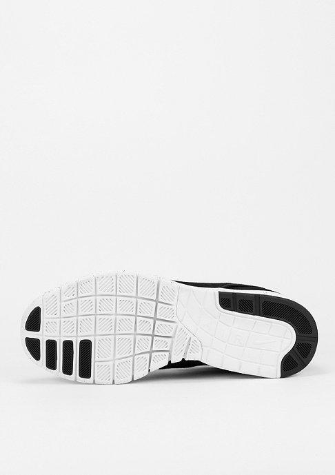 NIKE SB Skateschuh Stefan Janoski Max LTR black/white