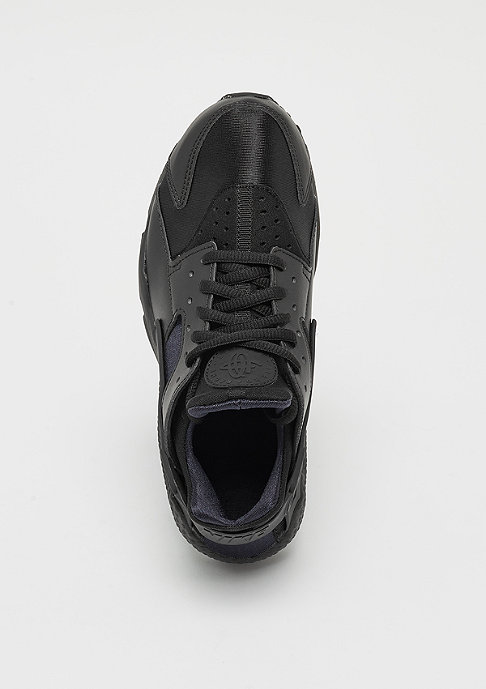 NIKE Laufschuh Wmns Air Huarache Run black/black
