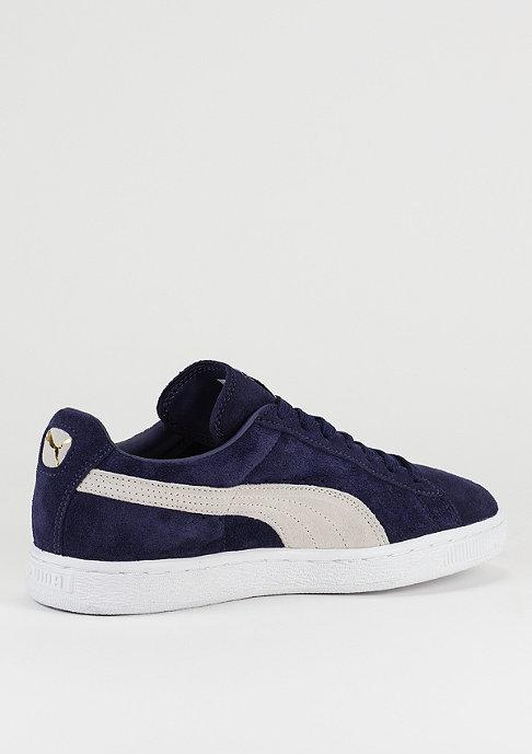 Puma Schuh Suede Classic+ peacoat/white