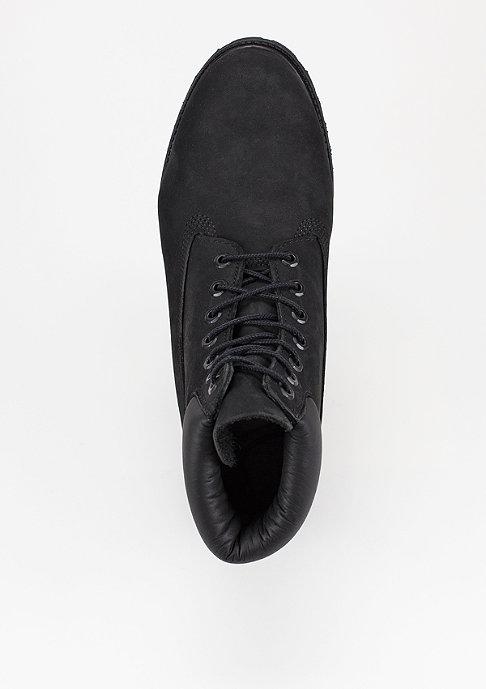 Timberland 6-Inch Premium black nubuck