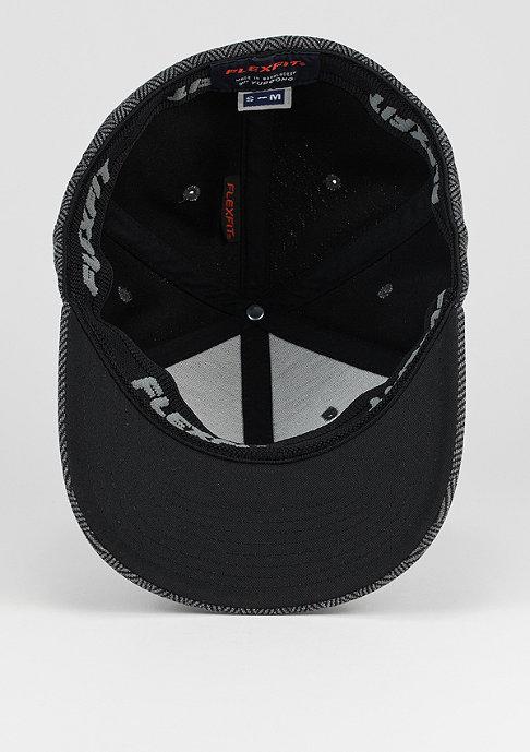 Flexfit Herringbone Melange black/grey