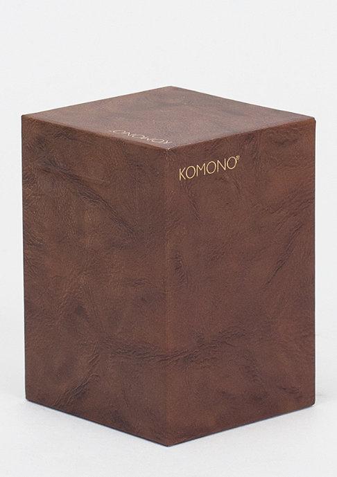 Komono Uhr Winston Regal saddle brown