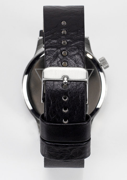 Komono Uhr Winston Regal black