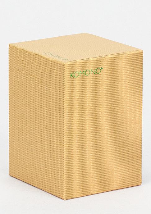 Komono Winston Royale gold/green