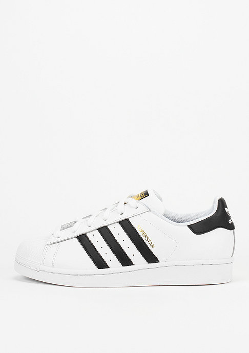 adidas Schuh Superstar Foundation white/black