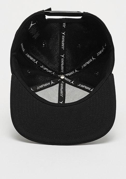 JORDAN Snapback-Cap Jumpman black/white
