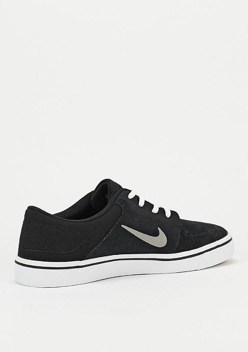 NIKE Skateschuh SB Portmore black/medium grey/white/gum light brown