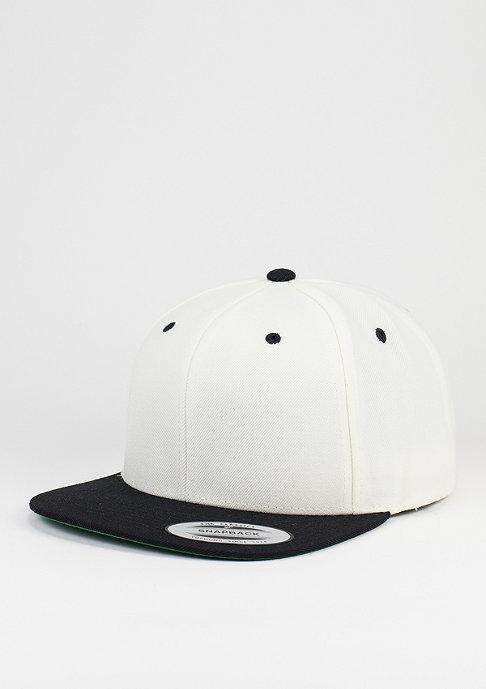 Flexfit Snapback-Cap Classic 2-Tone natural/black