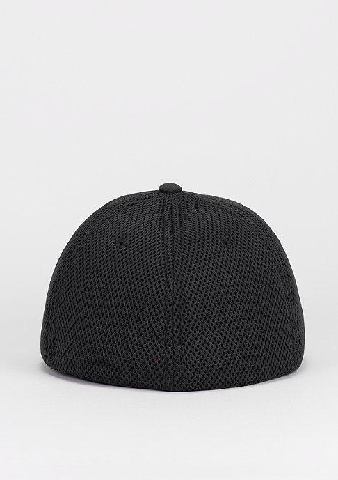 Flexfit Baseball-Cap Tactel Mesh black