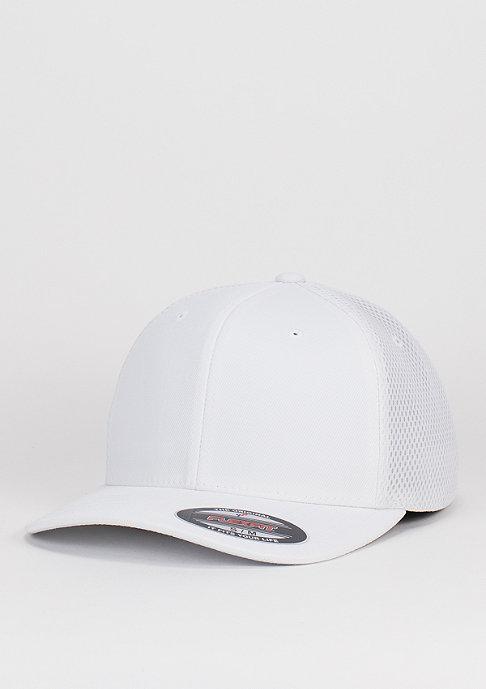 Flexfit Baseball-Cap Tactel Mesh white