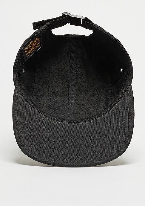 Flexfit 5-Panel-Cap Classic Jockey black