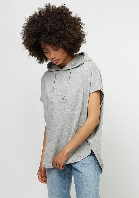 Urban Classics T-Shirt Sleeveless Terry grey