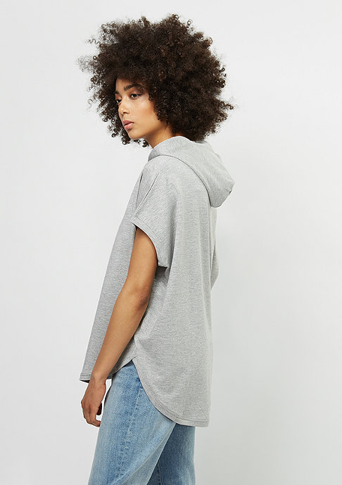 Urban Classics T-Shirt Sleeveless Terry grey