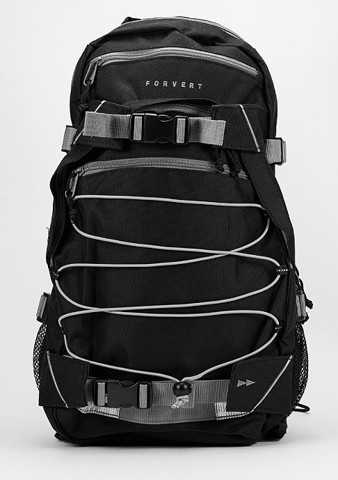 Forvert Rucksack Ice Louis black grey