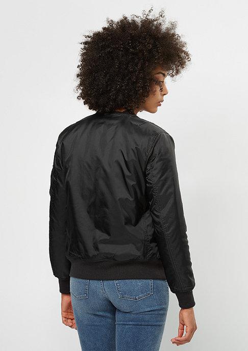 Urban Classics Jacke Basic Bomber black