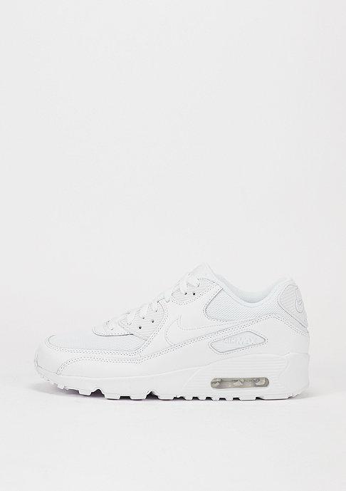 NIKE Air Max 90 Mesh white/white