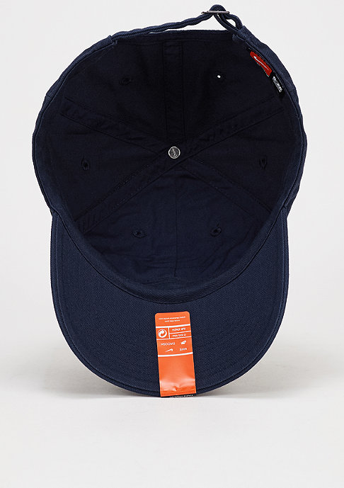 NIKE Baseball-Cap Heritage 86 Futura obsidian/obsidian/white