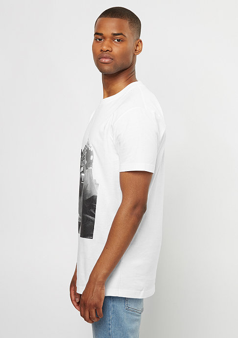 Artist by Mister Tee T-Shirt Fuck The World white