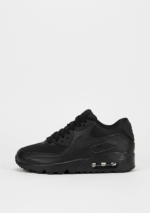 NIKE Air Max 90 Mesh (GS) black/black