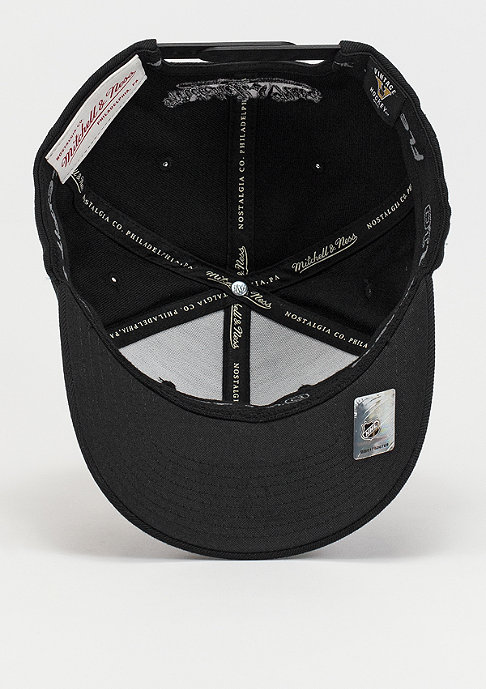 Mitchell & Ness Snapback-Cap 110 NHL Los Angeles Kings black