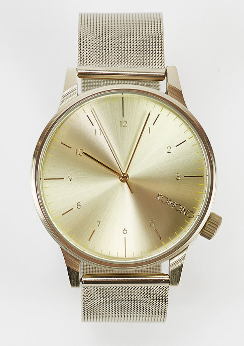 Komono Uhr Winston Royale zirconium