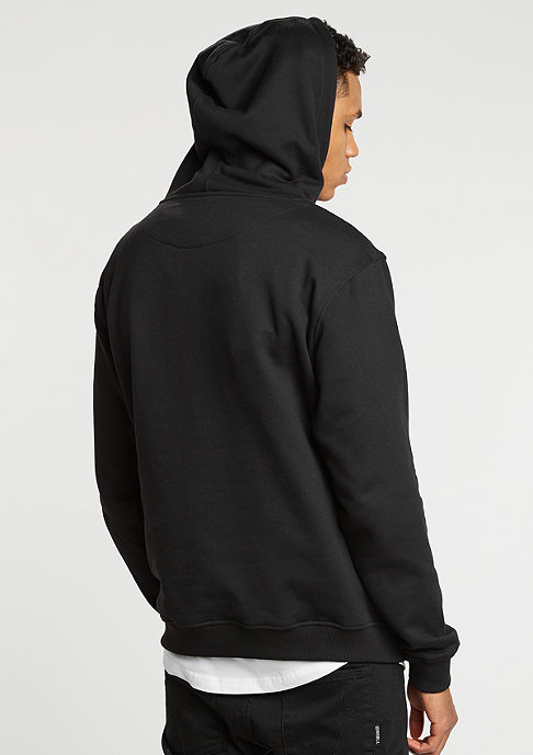 SNIPES Sweat à capuche logo Box black