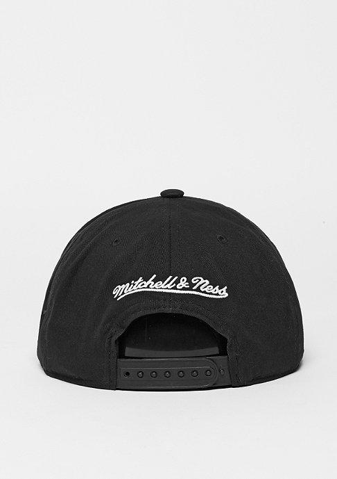 Mitchell & Ness Snapback-Cap Ballpark NBA Chicago Bulls black