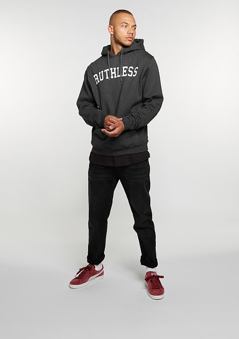 Mister Tee Hoody Ruthless charcoal