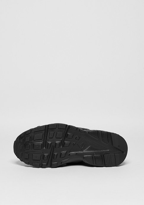 NIKE Laufschuh Air Huarache Run (GS) black/black/black