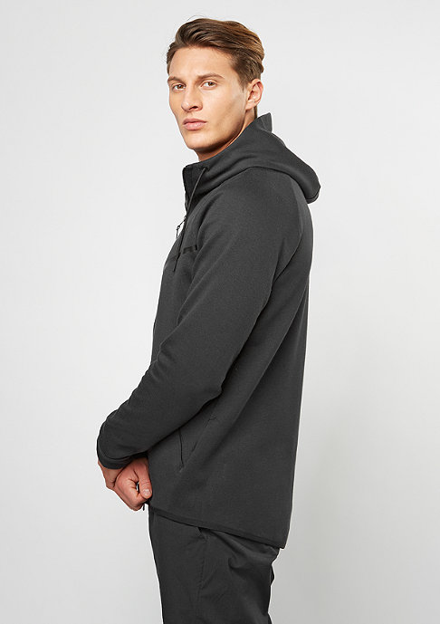 NIKE Tech Fleece Windrunner Hoodie black/black