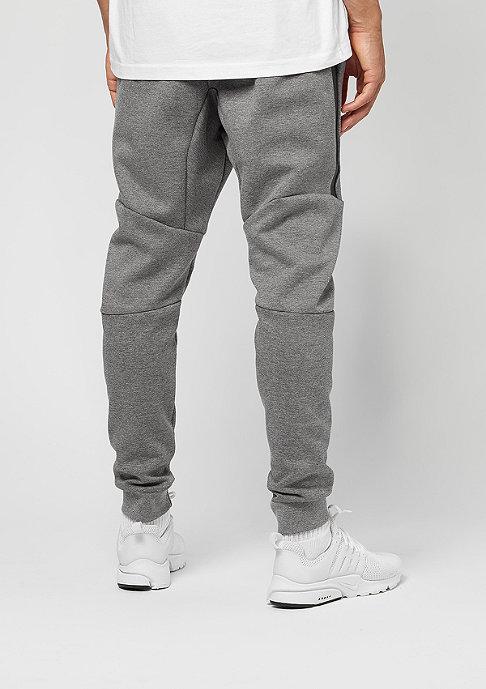 NIKE Trainingshose Sportswear Tech Fleece Jogger carbon heather/cool grey/black
