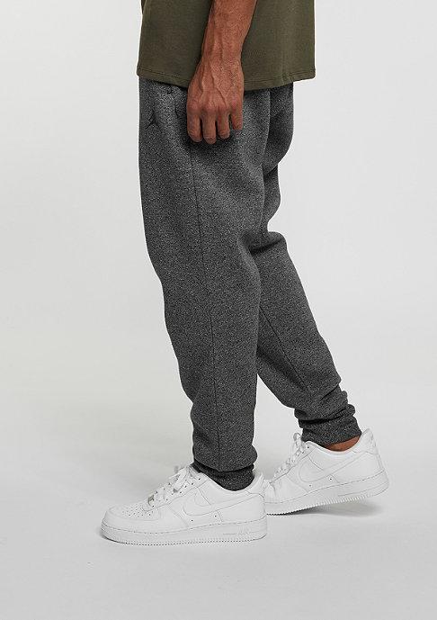 JORDAN Trainingshose Icon Fleece Cuff Pant black/black