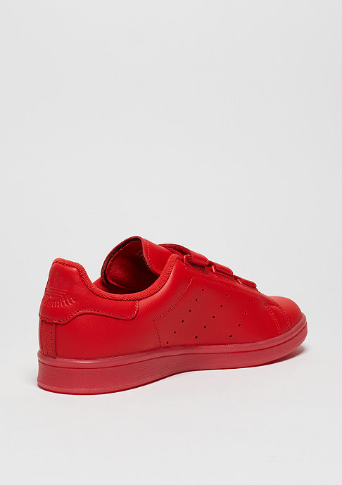 adidas Schuh Stan Smith CF red/red/red