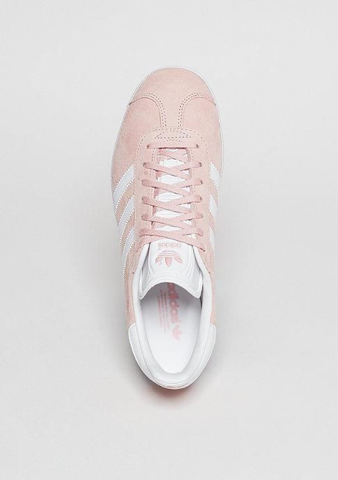 adidas Gazelle vapour pink/white/gold metallic