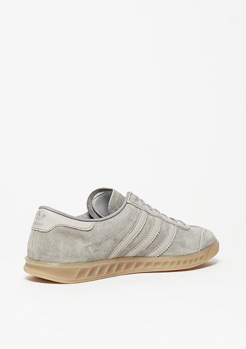 adidas Hamburg clear granite/clear grey/gum