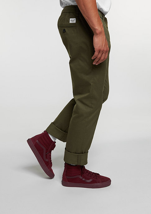 Reell Chino-Hose Reflex Easy Pant olive