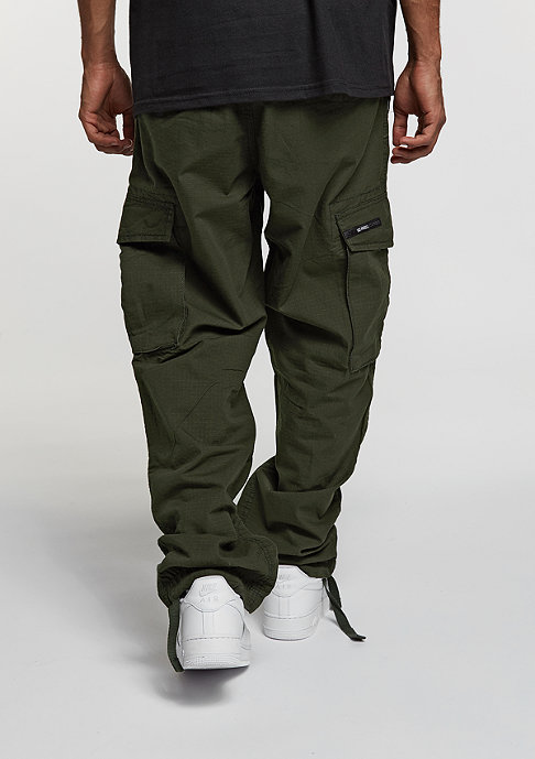 Reell Chino-Hose Cargo Ripstop fores green